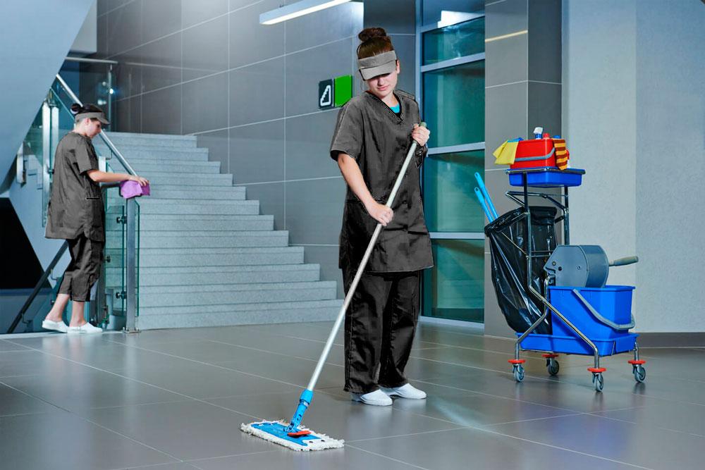 ofertas de trabajo en limpieza