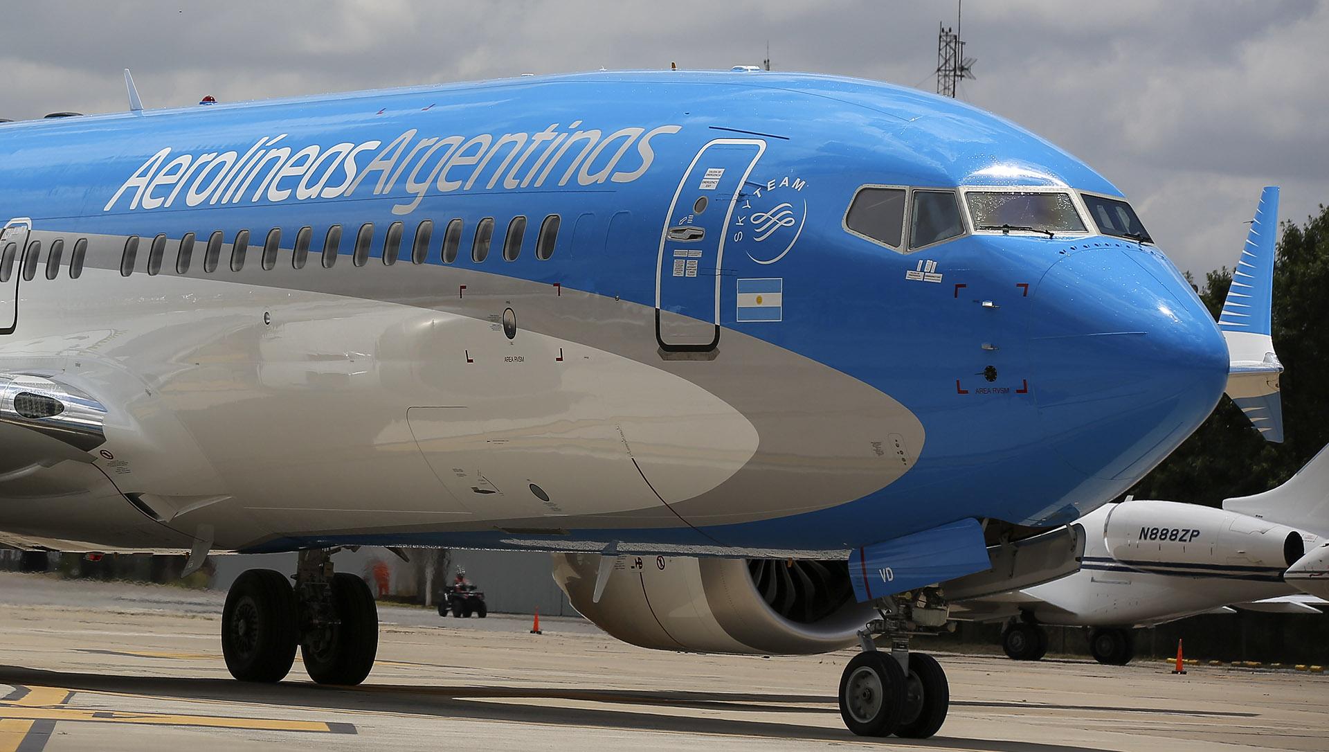 curriculum vitae para aerolineas argentinas